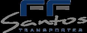 FF Santos Transportes Logo